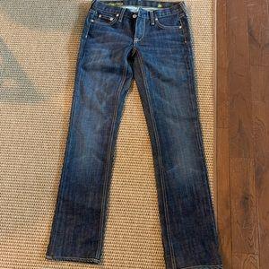 J.Crew Matchstick Denim Jeans 26